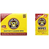 Grease Monkey Degreaser Wipes, Box of 24
