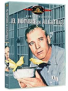 El hombre de Alcatraz [DVD]