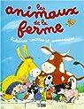 Histoires courtes et amusantes. Les animaux de la ferme par Collectif