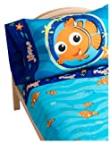 Disney Finding Nemo 120-Thread-Count Polyester/Cotton Twin Sheet Set