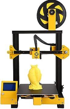 LJW Casa Impresora 3D Perfil Metálico FDM 0.1mm PLA Desmontable ...