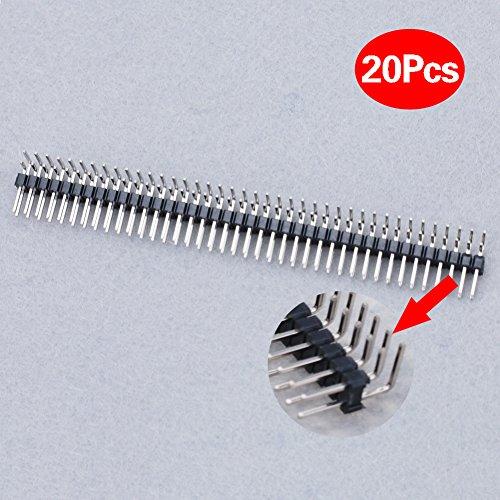 Right Angle Pin - 4