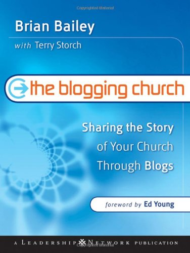 Download The Blogging Church pdf