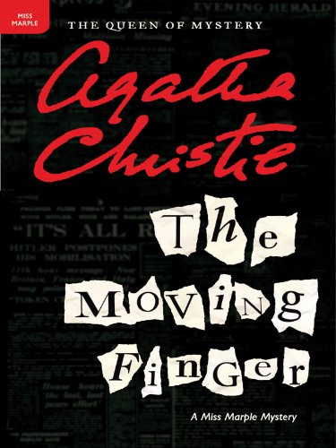 The Moving Finger: A Miss Marple Mystery (Miss Marple Mysteries Book 4) cover