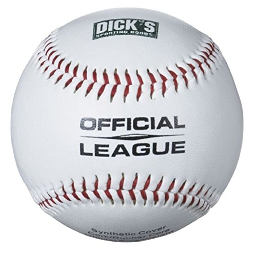 Review Sporting Goods Synthetic Baseballs