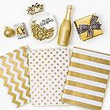 Whaline Metallic Christmas Gold Tissue 60 Sheets