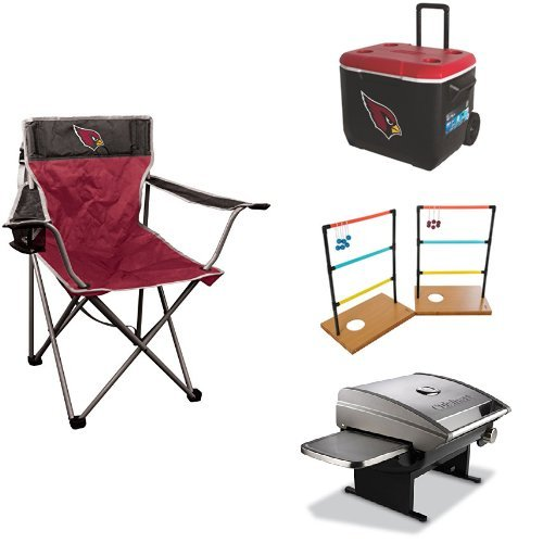 Arizona Cardinals Small Tailgate Package by Jarden Sports Licensing
