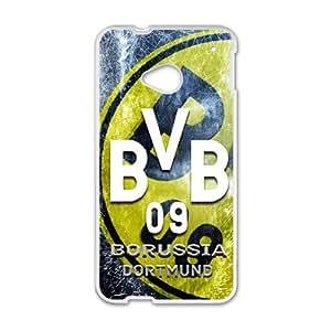 BVB 09 White htc m7 case