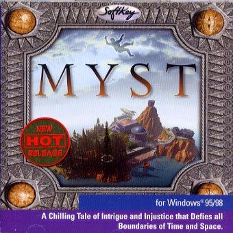 MYST - Jewel Case by Softkey ()