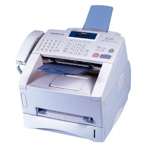 Brother PPF4750E IntelliFax 4750e High-Performance Business-Class Laser Fax (Best Compact Fax Machine)