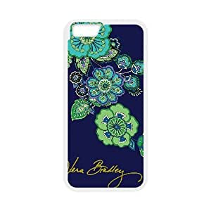 Plastic Cases Pppzg iPhone 6 4.7 Inch Cell Phone Case White Vera Bradley Generic Design Back Case Cover