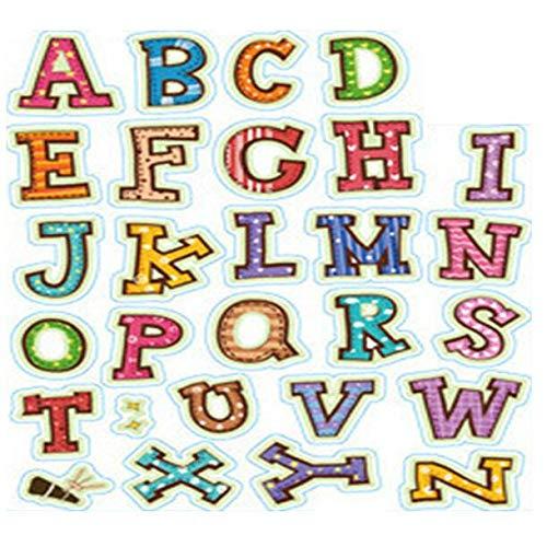 Wall Decals - Luminous Pvc Wall Stickers Cartoon Decal Alphabet - Little Encouragement Bible Dragons Birds Eyes Words Jungle Patrol Masks