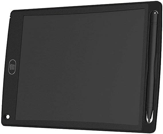 QinKingstore 8.5インチLCDライティングタブレット超高輝度電子ライティング落書きパッド描画ボードホームオフィススクールライティングボードブラック