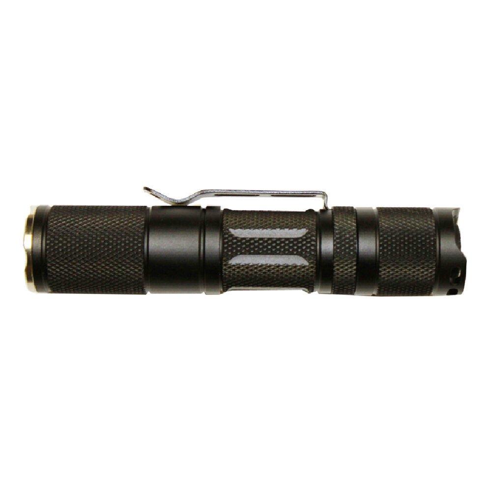 PowerTac T1A LED Flashlight with CREE XP-G R5 LED 135 Lumens