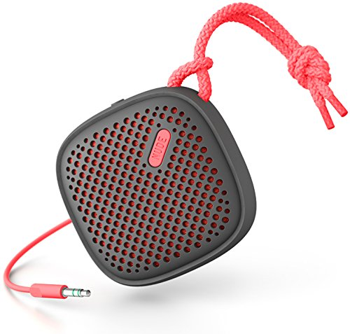 NudeAudio Move S Portable 3.5mm Universal Wired Speaker - Ch