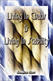 Living in Chaos is Living in Stability, Samira Rao, 1588517713