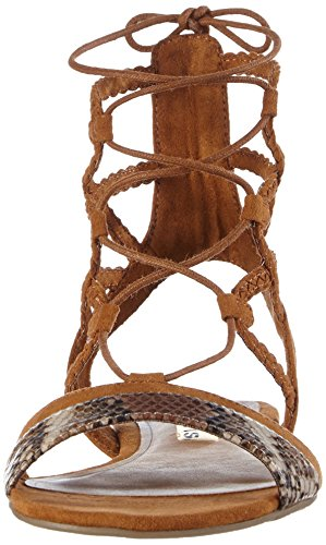 1 Tamaris Wedge 392 28178 Heels 36 Sandals Women's Brown 1 5n1w1SAq