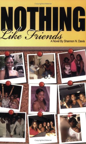 book cover of Nothing Like Friends