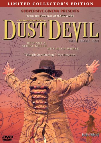 Dust Devil - The Final Cut (Limited Collector's Edition) by Ryko Distribution