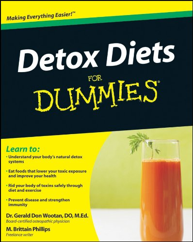 Where to find detox diets for dummies?