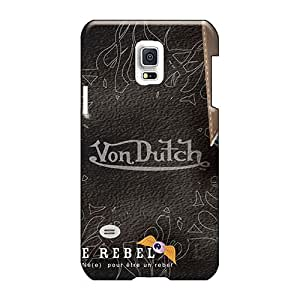 Scratch Protection Hard Cell-phone Cases For Samsung Galaxy S5 Mini (RjK22839uPKy) Provide Private Custom Vivid Von Dutch Series