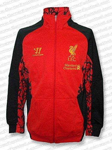 WARRIOR - Liverpool Chaqueta 12/13 Hombre Color: Rojo Talla: S ...