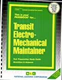 Transit Electro-Mechanical Maintainer, Jack Rudman, 0837339766