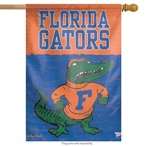 WinCraft Florida Gators Vault Throwback Retro Vintage House Flag