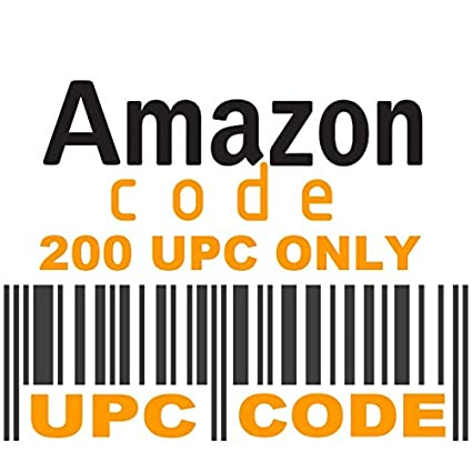 32cc65c8a Buy K F Deals 200 UPC Codes Listing Codes for Amazon Ebay snapdeal Online  at Low Prices in India - Amazon.in