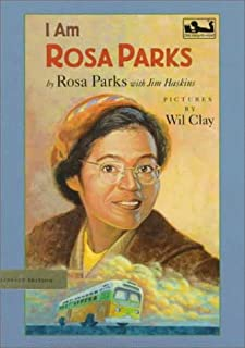 Book Cover: I Am Rosa Parks