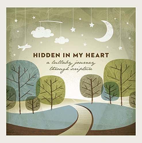 Hidden My Heart Lullaby Scripture product image