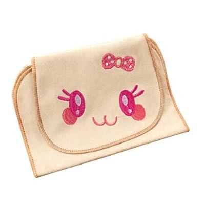 Sweat bébé Coton Absorbant Serviette avec motif Cartoon Belle (32x24 cm)