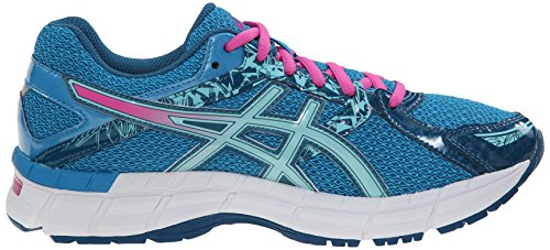 Asics Womens Gel-Excite 3 Running Shoe Turquoise/Aqua Splash/Pink Glow