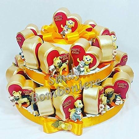 Decoración cumpleaños niño/a tarta portaconfetti Gadget ...
