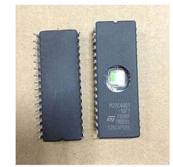 M27C4001-10F1 27C4001 ST IC EPROM UV 4MBIT 100NS 32CDIP NEW