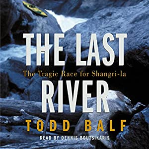 The Last River Audiobook