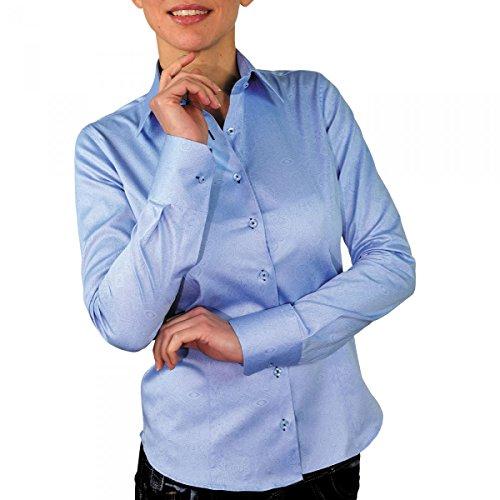 Andrew Allister Mc Astoria Chemise Imprimee Bleu H7pH1qx