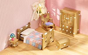 calico critters bedroom calico critters country bedroom furniture set 10974
