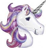 """Unicorn 33"""" Mylar Balloon"""