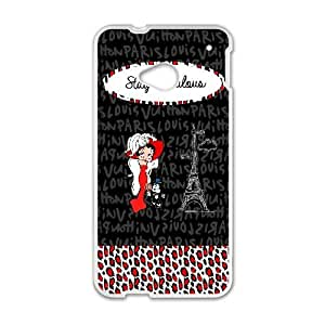 HTC One M7 Phone Case Betty Boop C-Cd11631