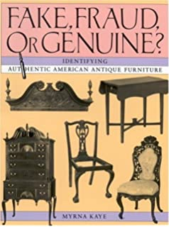 Identifying Authentic American Antique Furniture