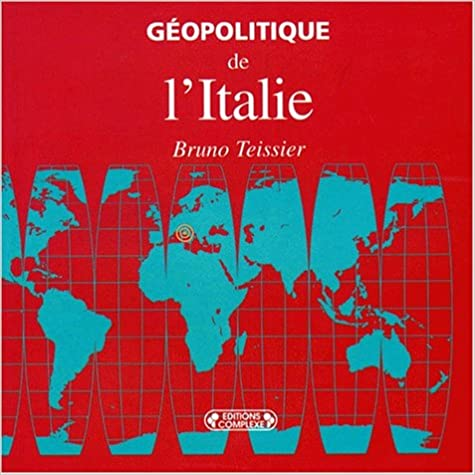 Livres gratuits Geopolitique de l'Italie pdf, epub ebook
