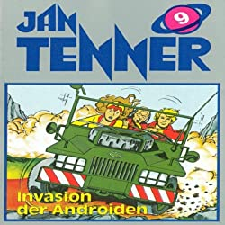 Invasion der Androiden (Jan Tenner Classics 9)