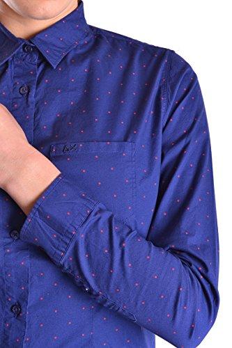 SUN 68 Camicia Donna MCBI286029O Cotone Blu