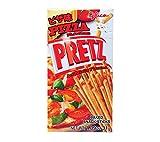 Glico Pretz Biscuit Stick, Pizza Flavored, 1.09