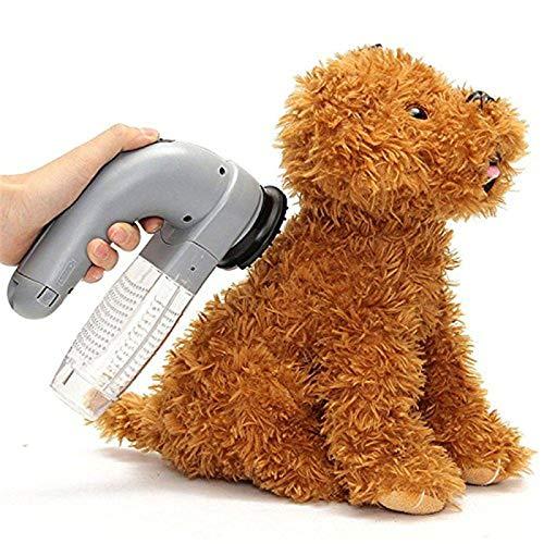 Amazon.com: Aspirador portátil para mascotas, percha para ...