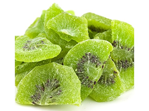 Kiwi - Sliced (Dried) 2 Lbs. - Yankee Traders Brand