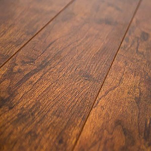 Armstrong Grand Illusions Brazilian Walnut 12mm Laminate Flooring L3028 SAMPLE (Armstrong Grand Illusions Laminate)