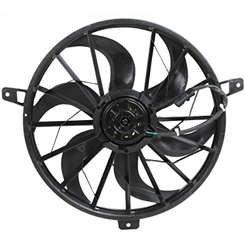 RADIATOR COOLING FAN FOR JEEP FITS GRAND CHEROKEE LIBERTY (Jeep Fan)