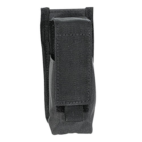 Voodoo Tactical Men's M18 Smoke Grenade Pouch, Black
